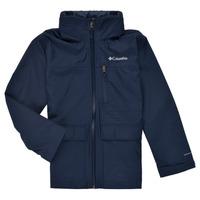 Oblačila Dečki Parke Columbia VEDDER PARK JACKET Modra