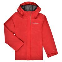 Oblačila Dečki Jakne Columbia WATERTIGHT JACKET Rdeča