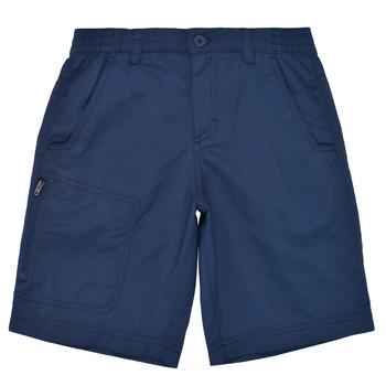 Oblačila Dečki Kratke hlače & Bermuda Columbia SILVER RIDGE SHORT Modra
