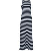 Oblačila Ženske Dolge obleke Superdry JERSEY MAXI DRESS Modra