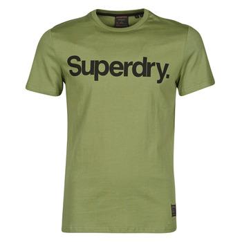 Oblačila Moški Majice s kratkimi rokavi Superdry MILITARY GRAPHIC TEE 185 Kaki