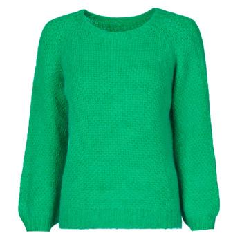 Oblačila Ženske Puloverji Betty London NIMIM Zelena