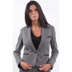 Oblačila Ženske Jakne & Blazerji Fracomina F120W07030W060F6 Brezbarven