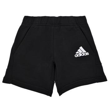 Oblačila Dečki Kratke hlače & Bermuda adidas Performance B BOS SHORT Črna
