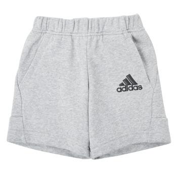 Oblačila Dečki Kratke hlače & Bermuda adidas Performance B BOS SHORT Siva