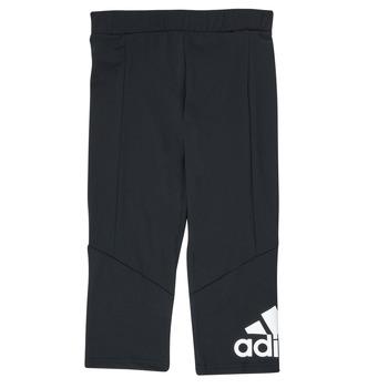 Oblačila Deklice Pajkice adidas Performance G BL 34 TIG Črna