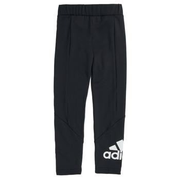 Oblačila Deklice Pajkice adidas Performance G BL TIG Črna