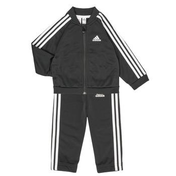 Oblačila Otroci Otroški kompleti adidas Performance 3S TS TRIC Črna