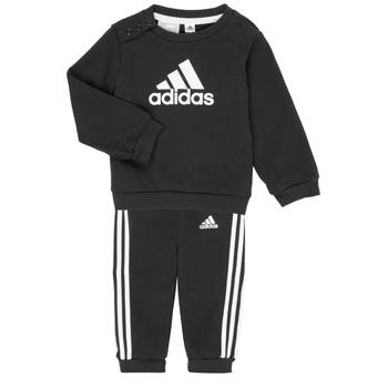 Oblačila Otroci Otroški kompleti adidas Performance BOS JOG FT Črna