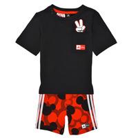 Oblačila Dečki Otroški kompleti adidas Performance INF DY MM SUM 2 Večbarvna
