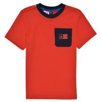 Oblačila Dečki Otroški kompleti adidas Performance LB DY SHA SUM Rdeča
