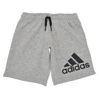 Oblačila Dečki Kratke hlače & Bermuda adidas Performance B BL SHO Siva