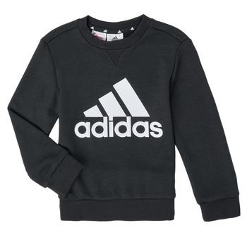 Oblačila Dečki Puloverji adidas Performance B BL SWT Črna