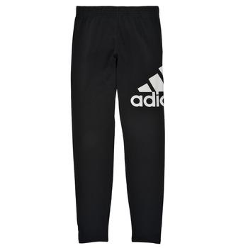 Oblačila Deklice Pajkice adidas Performance G BL LEG Črna
