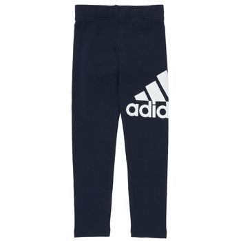 Oblačila Deklice Pajkice adidas Performance G BL LEG Modra