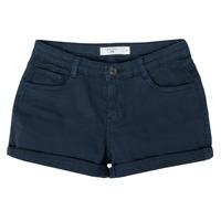 Oblačila Deklice Kratke hlače & Bermuda Deeluxe CERISE Modra