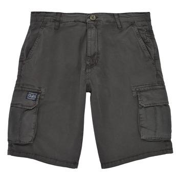 Oblačila Dečki Kratke hlače & Bermuda Deeluxe SLOG Črna