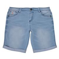 Oblačila Dečki Kratke hlače & Bermuda Deeluxe BART Modra