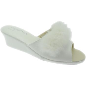 Čevlji  Ženske Natikači Milly MILLY102bia bianco
