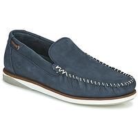 Čevlji  Moški Mokasini & Jadralni čevlji Timberland ATLANTIS BREAK VENETIAN Modra