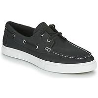 Čevlji  Moški Mokasini & Jadralni čevlji Timberland UNIONWHARF2.0EK+ 2EYEBOAT Črna