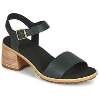 Čevlji  Ženske Sandali & Odprti čevlji Timberland LAGUNA SHORE MID HEEL Črna