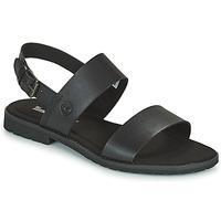 Čevlji  Ženske Sandali & Odprti čevlji Timberland CHICAGO RIVERSIDE 2 BAND Črna