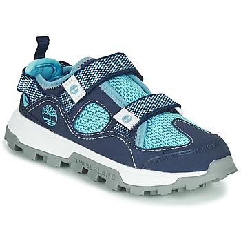 Čevlji  Otroci Sandali & Odprti čevlji Timberland TREELINE FISHERMAN Modra