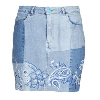Oblačila Ženske Krila Desigual BE BLUE Modra