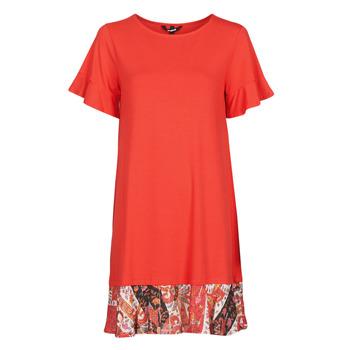 Oblačila Ženske Kratke obleke Desigual KALI Rdeča