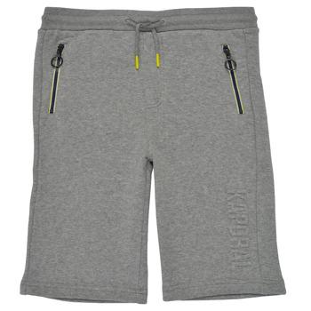 Oblačila Dečki Kratke hlače & Bermuda Kaporal MATYS Siva