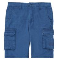 Oblačila Dečki Kratke hlače & Bermuda Kaporal MEDEN Modra