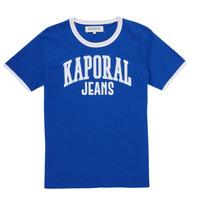 Oblačila Dečki Majice s kratkimi rokavi Kaporal METRO Modra