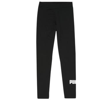 Oblačila Deklice Pajkice Puma ESS LEGGING Črna
