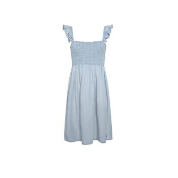 Oblačila Deklice Kratke obleke Pepe jeans MARIA DRESS Modra