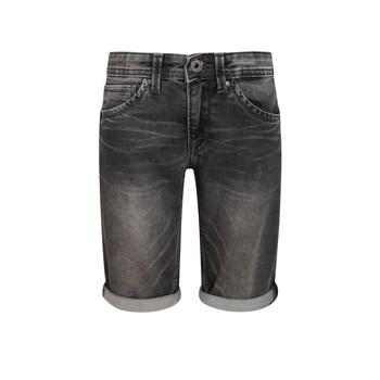 Oblačila Dečki Kratke hlače & Bermuda Pepe jeans CASHED SHORT Siva