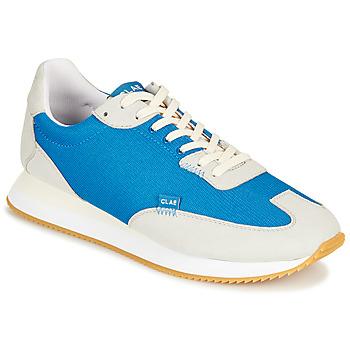 Čevlji  Nizke superge Clae RUNYON Modra / Siva