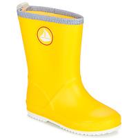 Čevlji  Otroci škornji za dež  Be Only CORVETTE Rumena