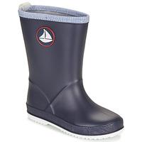 Čevlji  Otroci škornji za dež  Be Only CORVETTE Modra