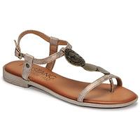 Čevlji  Ženske Sandali & Odprti čevlji Mustang ANITTA Bronze