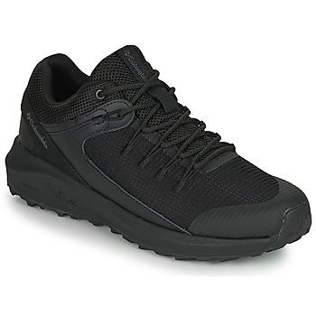 Čevlji  Moški Pohodništvo Columbia TRAILSTORM WATERPROOF Črna
