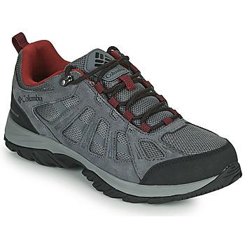 Čevlji  Moški Pohodništvo Columbia REDMOND III WATERPROOF Siva