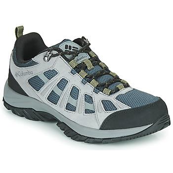 Čevlji  Moški Pohodništvo Columbia REDMOND III Siva