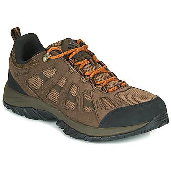 Čevlji  Moški Pohodništvo Columbia REDMOND III Kostanjeva