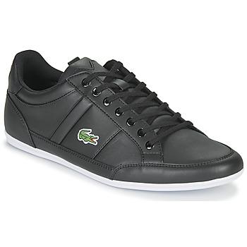 Čevlji  Moški Nizke superge Lacoste CHAYMON BL21 1 CMA Črna