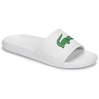 Čevlji  Moški Natikači Lacoste CROCO SLIDE 119 1 CMA Bela / Zelena