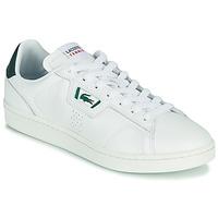 Čevlji  Moški Nizke superge Lacoste MASTERS CLASSIC 07211 SMA Bela / Zelena