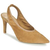Čevlji  Ženske Sandali & Odprti čevlji Perlato 11819-CAM-CAMEL Kamel