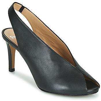 Čevlji  Ženske Sandali & Odprti čevlji Perlato 11794-VENUS-NOIR Črna