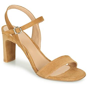 Čevlji  Ženske Sandali & Odprti čevlji Perlato 11797-CAM-CAMEL Kamel